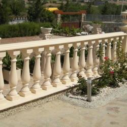 Stone Balustrating By Petraland